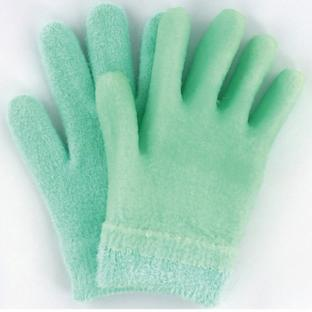 BNGG001(feather gauze) Moisturizing Gel Gloves